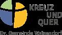 Logo Kreuz+Quer Header